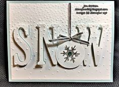 Today's post is a swap that I did for the Stampin' Up!, Creative Connections event that I had gone to this past weekend.  It was a great ti...
