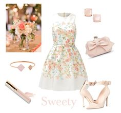"""""""Sweet date"""" by nathalie1000000 on Polyvore featuring ERIN Erin Fetherston, Kate Spade, Boohoo and Michael Kors"""