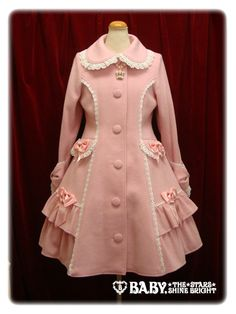 Elie Crown Coat.  Baby the Stars Shine Bright.  $498