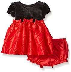 Marmellata BabyGirls Bow Bodice Dress Multi 69 Months * Continue to the product at the image link.