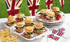 Sunday Lunch Scones : Queen's birthday.. | I Wasn't Expecting That...