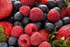 Healthy Foods for Both Low-Carb and Low-Fat Diets: Berries