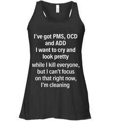 I want to cry and look pretty I Have Got PMS Funny Shirts Funny Mugs Funny T Shirts For Woman and Men - Funny Flowy Tank - WomenFunny Pms Humor, T-shirt Humour, Funny Tank Tops, Funny Shirts, Funny Sweatshirts, Hoodies, Funny City, Lisa, I Want To Cry