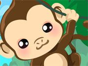 Free Online Girl Games, It's your first job working at the monkey grooming studio and you need to make sure these monkeys stay healthy and clean!  In Monkey Care you must take each monkey and wash him, feed him, brush him, and play with him!  Try out the timed mode if you want a challenge and the free mode if you want to relax and play with the monkeys more!, #monkey #care #pet #girl #animal