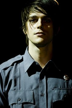 Dallon Weekes - the new band member of Panic! at the Disco.  If only he wasn't married and had kids... :(