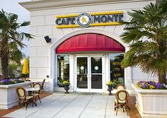 Cafe Monte French Bakery in Charlotte, NC. Excellent breakfast.