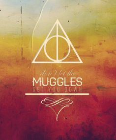 dont let the muggles get you down
