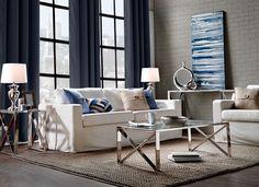 Fenza Living Room Decor   Décor de salle de séjour Fenza