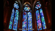 La Cathédrale de Reims et ses vitraux: visite en images