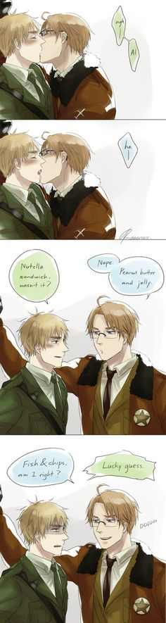 Guess My Flavour [UsUk/APH] by RavenMushroom on deviantART
