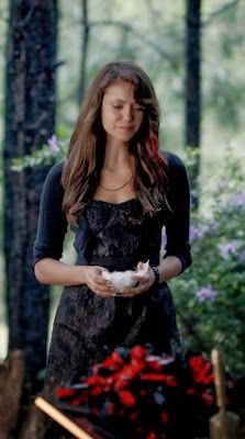 """Elena's American Eagle Lace Corset Dress on The Vampire Diaries Season 5, Episode 4: """"For Whom the Bell Tolls"""" - Spotted on TV"""