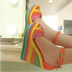 Summer concept sandels