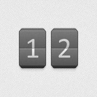 Create a Simple Flip Clock in Adobe Illustrator