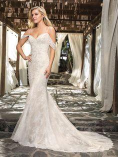 ac31b852bc9 Style 2367 Audree Nude Silver. Casablanca DressCasablanca Bridal ...