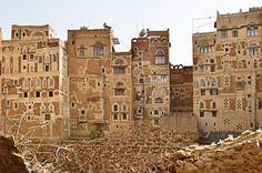 Yemenian Architecture -