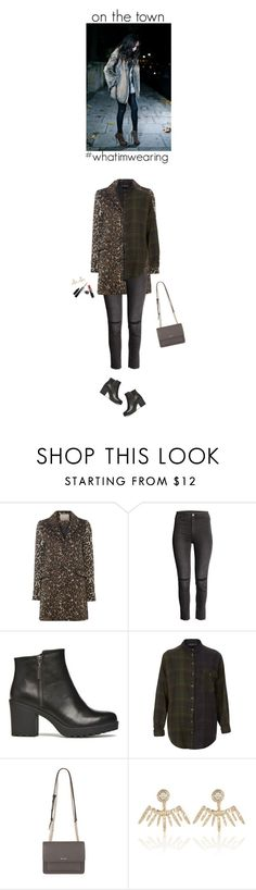 """""""my saturday night's look"""" by helena99 ❤ liked on Polyvore featuring Vero Moda, H&M, Topshop, DKNY, River Island, Chanel, Givenchy and whatimwearing"""