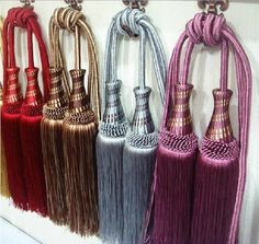Promotion Seconds Kill Multi Modern Ou Curtains Home Decorative Curtain Hanging Ball Accessories Tassel Tie Free Shipping