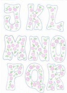 patrones de letras                                                                                                                                                     Más