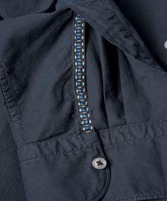 Shirt Vintage Dark Blue | Orian