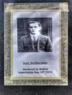 Poster in Moore Lane, Dublin.