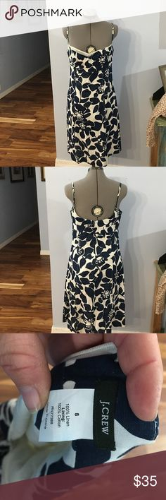 J. Crew dress Mint condition. No tears or stains J. Crew Dresses