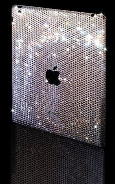 Swarovski ❤Perfect if you're taking your iPad out on a date