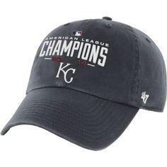 Forty Seven Men's Kansas City Royals League Champs Cap