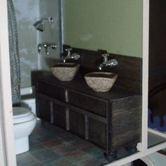 Rosedale bathroom part deux – fixtures, mirrors, and drains   The Den of Slack