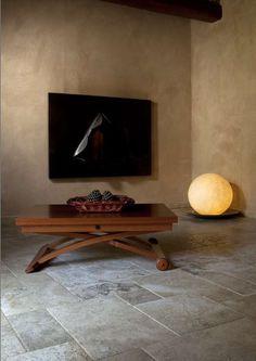 Foto Pavimento Soggiorno in Marmo, Immagini Pavimenti Soggiorno in Travertino e Pietra | Pietre di Rapolano