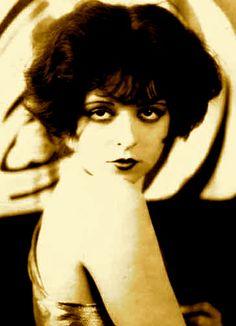 silent film makeup - Google Search
