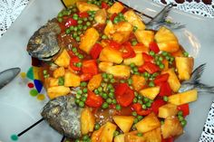 Sweet and Sour Fish, Chinese recipe