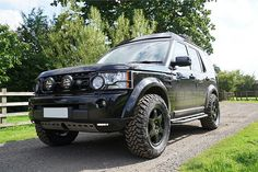 ProSpeed Discovery 4 with Line-X Land Rover Discovery Off Road, Land Rover Overland, Tundra Off Road, Landrover Range Rover, Range Rover Black, Freelander 2, Range Rover Supercharged, Day Van, Best Suv