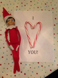 Love Note | The Best Hiding Spots For Your Elf On The Shelf