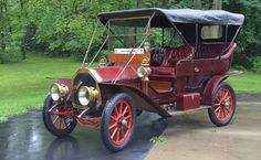 1908 Buick Model 5 Touring - (Buick Motor Division Detroit, Michigan1899-present)