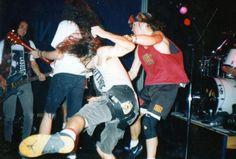 Pearl Jam's 1st Tour 1991 Part II.