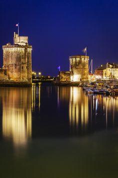 Amazing La Rochelle - http://www.travelandtransitions.com/european-travel/