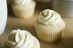 Maurine Dashney: White Chocolate Chai Cake (Using Actual Tea!)