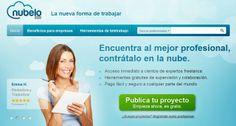 Ecommerce y Marketing: Nubelo ayuda a 130.000 'freelance' a encontrar tra...