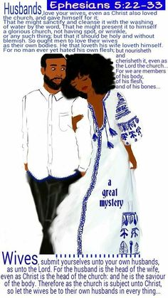 The Holy Bible: Ephesians For this cause shall a man leave his father and mother, and shall be joined unto his wife, and they two shall be one flesh. Black Love Quotes, Black Love Art, Black Marriage, Love And Marriage, Godly Relationship, Relationships, Love Your Wife, Ephesians 5, Learn Hebrew