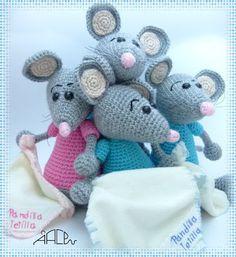 Ratones bebes