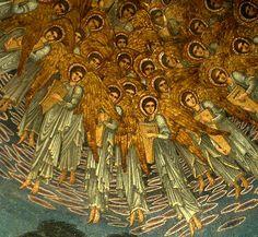 coros angelicosEdward Burne-Jones