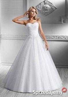 Znalezione obrazy dla zapytania suknie ślubne