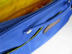 Fishermen BLUE-Yellow. Cool, isn't it? ;) #design