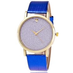 Charm watch - only $19.99 CAD. Free shipping worldwide! #watches #women #fashion #giftidea #great #blue #charm #amazing #sale