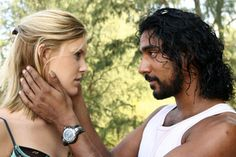 Shannon and Sayid from Lost