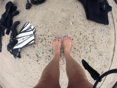 Scuba Diver Girls Dive Boomers in San Diego | Scuba Diver Girls
