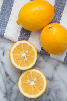 What's the Difference Between Meyer Lemons and Regular Lemons? — Word of Mouth