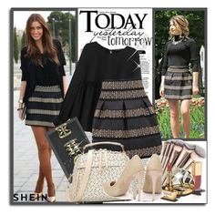 """Shein 1/10"" by sanela1209 ❤ liked on Polyvore featuring Dolce&Gabbana"