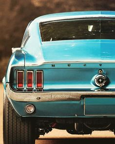 Classic Cars : 1967 Ford Mustang Maintenance/restoration of old/vintage vehicles: the material… Mustang Fastback, Mustang Cars, 1967 Mustang, Blue Mustang, Muscle Cars Vintage, Vintage Cars, Ford Mustangs, Sexy Cars, Hot Cars
