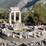 Misteri dal mondo antico: Scoperte enigmatiche all'Oracolo di Delfi